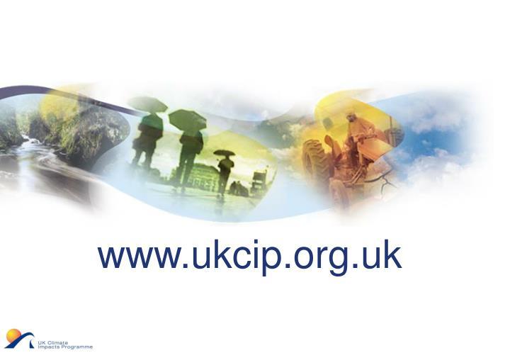 www.ukcip.org.uk