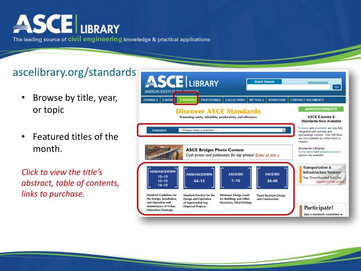ascelibrary.org/standards