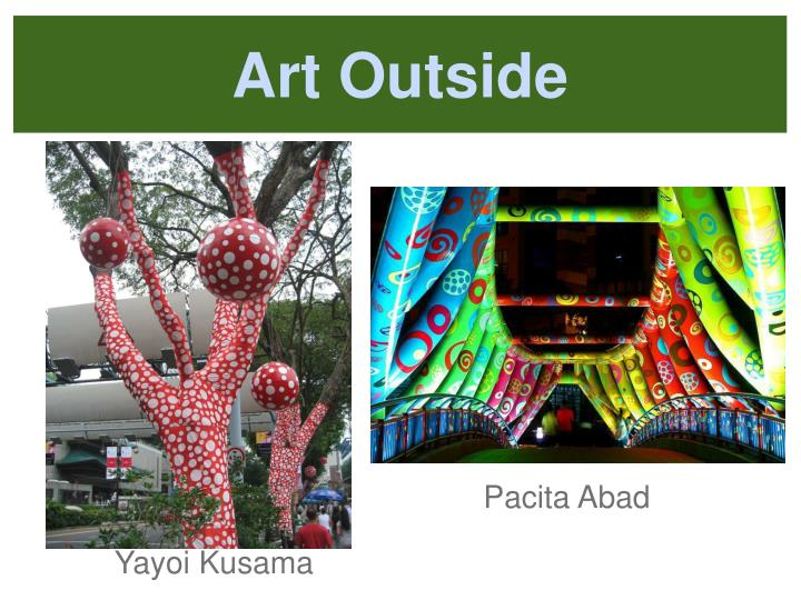 Art Outside
