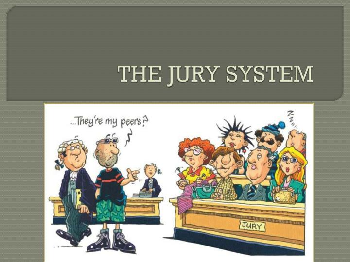 the inception of the jury system in the justice system The criminal justice act 2003 (c44) is an act of the parliament of the united kingdom it is a wide-ranging measure introduced to modernise many areas of the criminal justice system in england and wales and, to a lesser extent, in scotland and northern ireland.