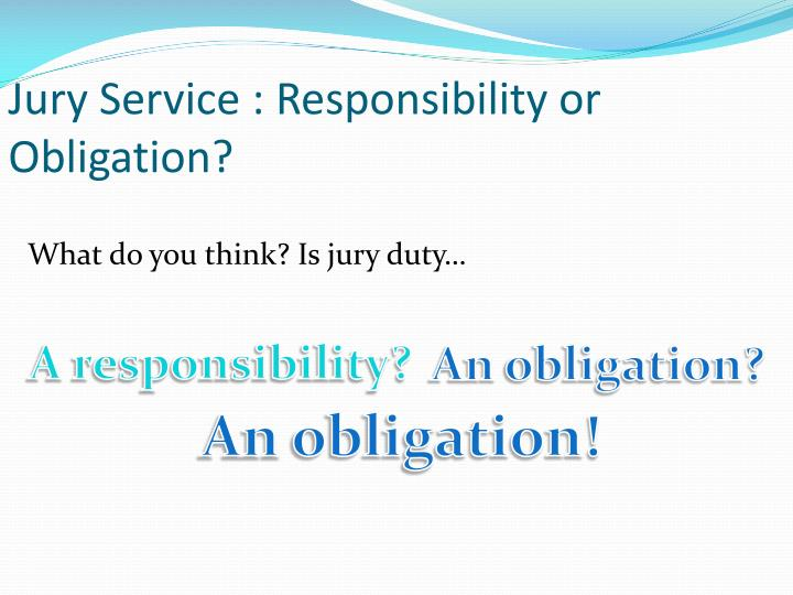 right duty and obligation responsibility a search