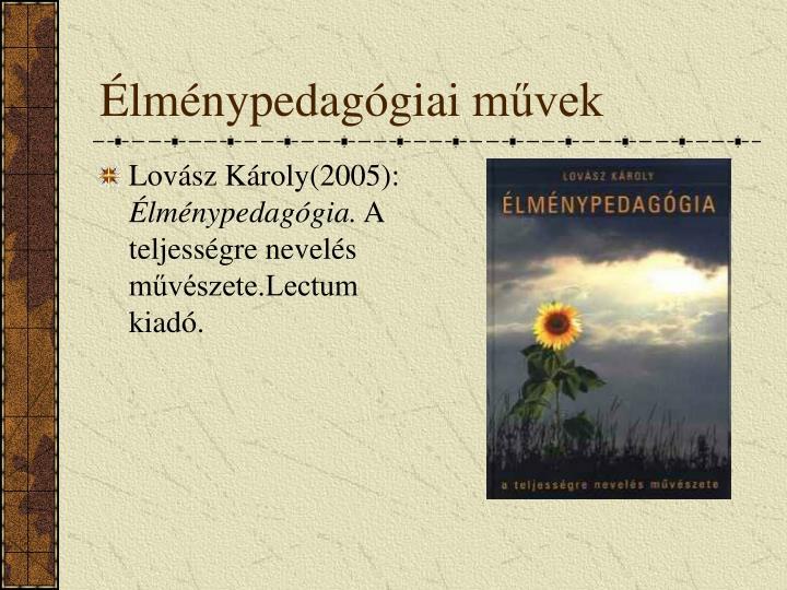 Lovász Károly(2005):