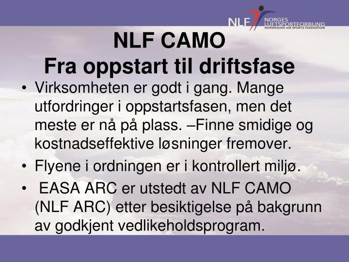 NLF CAMO