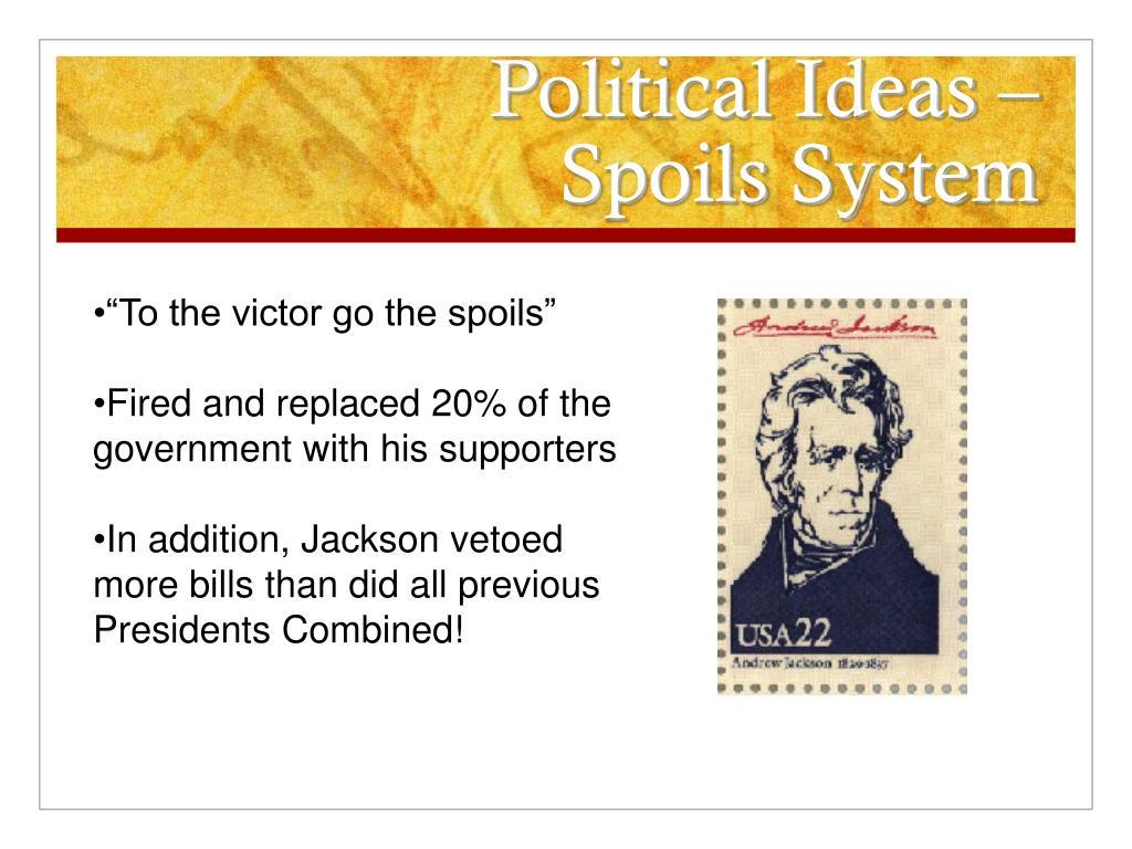 PPT - Andrew Jackson's Presidency PowerPoint Presentation ...