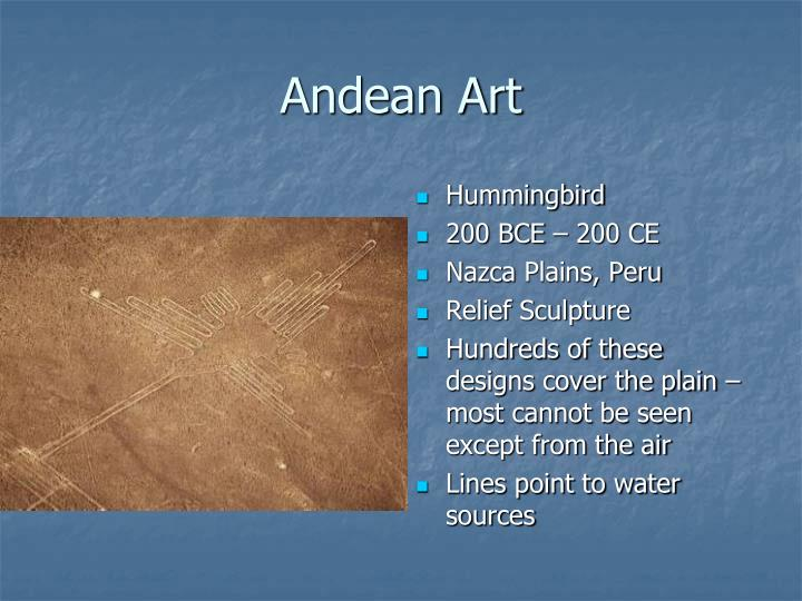 Andean Art