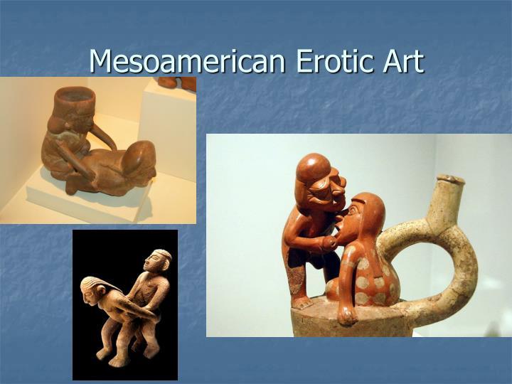Mesoamerican Erotic Art