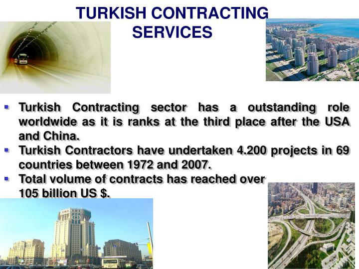 TURKISH CONTRACTING SERVICES