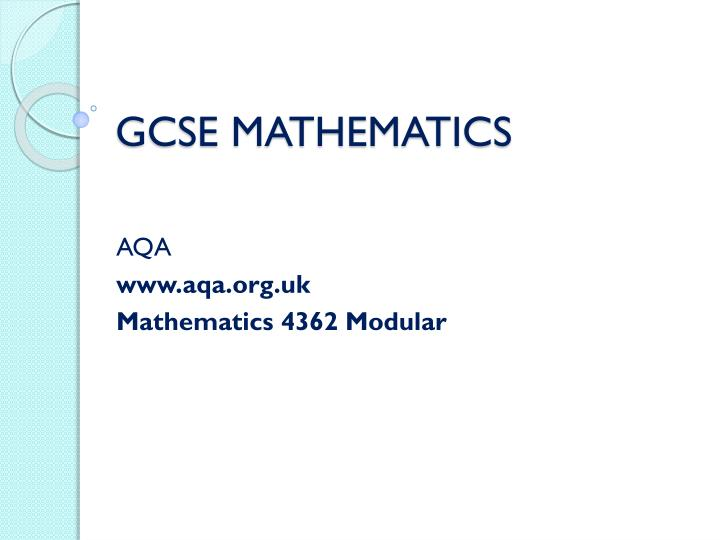aqa org uk qualifications gcses maths mathematics gcse modular coursework The assessment and qualifications alliance (aqa) contact cerp@aqaorguk published 23 august 2012 gcse - full course results - june 2012.