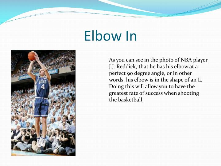 Elbow in