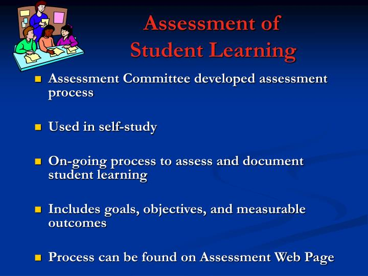 assessment and learner 7 essay Formative assessment builds students' learning to learn skills by: placing emphasis on the process of teaching and learning, and actively involving students in that process.