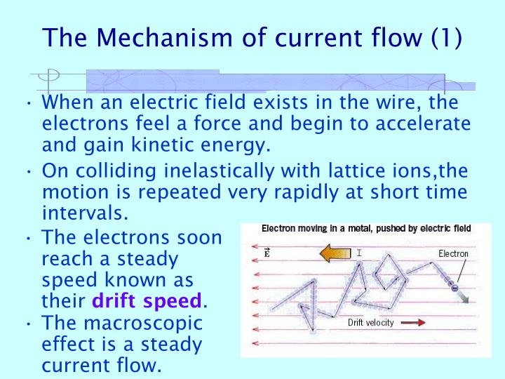 PPT - Electric Current PowerPoint Presentation - ID:5551539