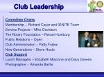 club leadership1