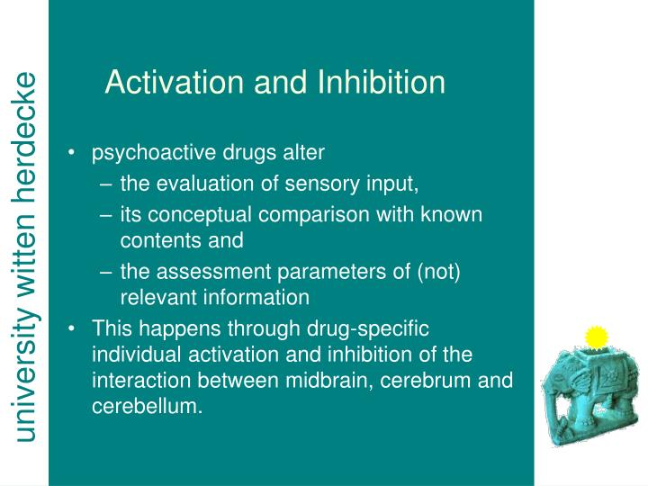 Activation and Inhibition