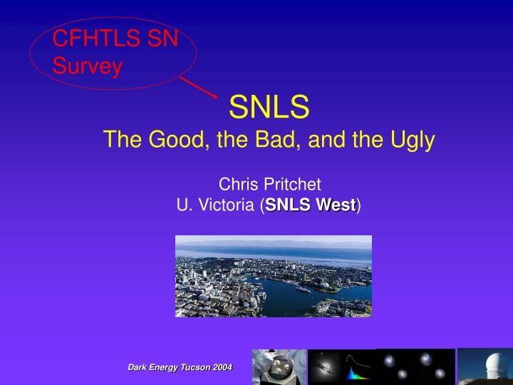 snls the good the bad and the ugly