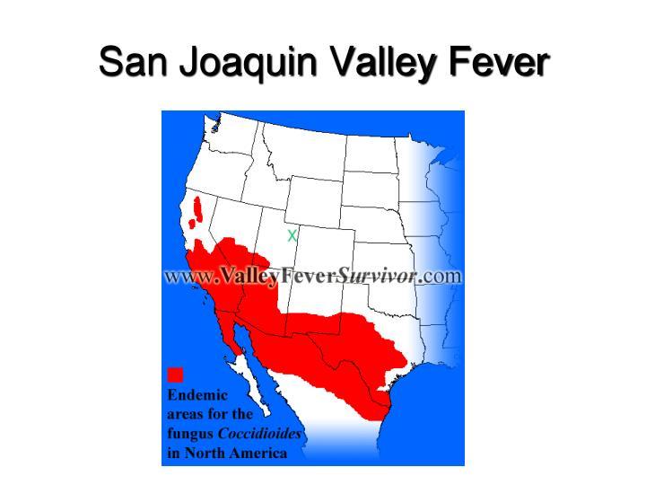 San Joaquin Valley Fever