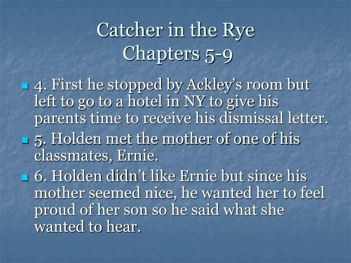 the catcher in the rye by j d salinger 2 essay Catcher in the rye jd salinger we will write a custom essay sample on catcher in the rye jd salinger for only $1390/page order now.