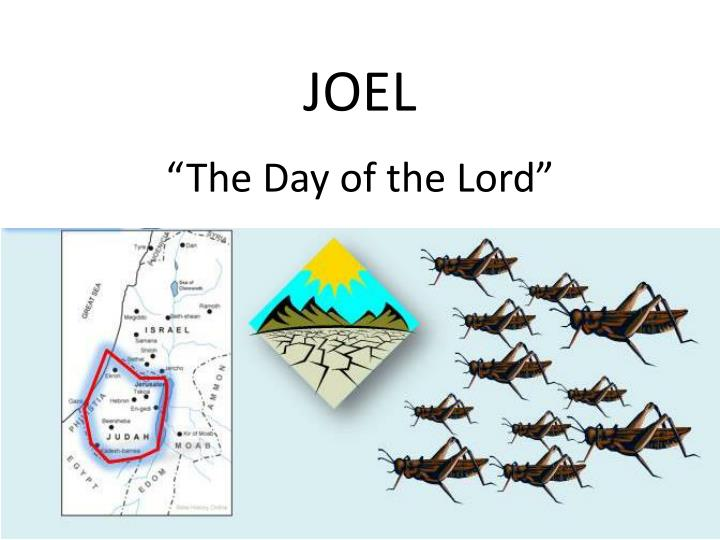 joel the day of the lord n.