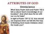 attributes of god24