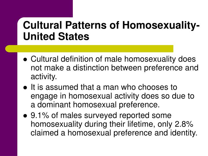 nursing homosexuality and united states We hear it all the time - there is a shortage of nurses in the united states however, it seems more and more people are majoring in nursing and competition for nursing jobs is getting harder.