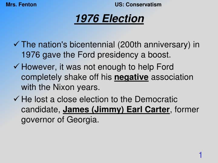 1976 election