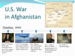 u s war in afghanistan
