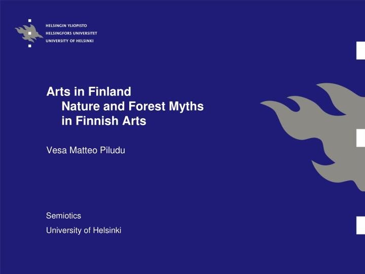 arts in finland nature and forest myths in finnish arts n.
