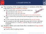 4 ramp effects
