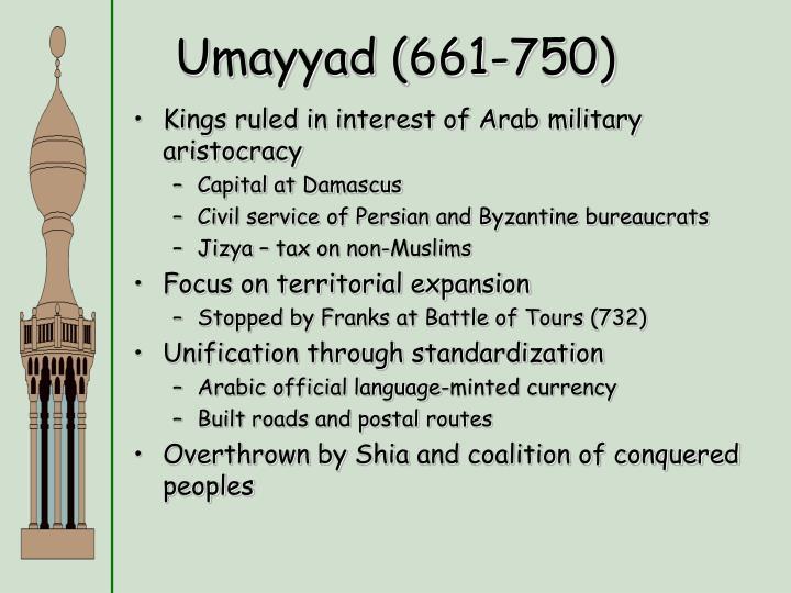 Umayyad (661-750)