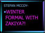 stefan mccoy