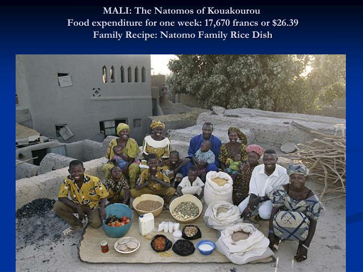 MALI: The Natomos of Kouakourou