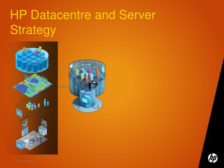 Hp datacentre and server strategy