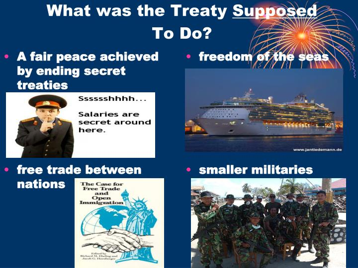 What was the Treaty