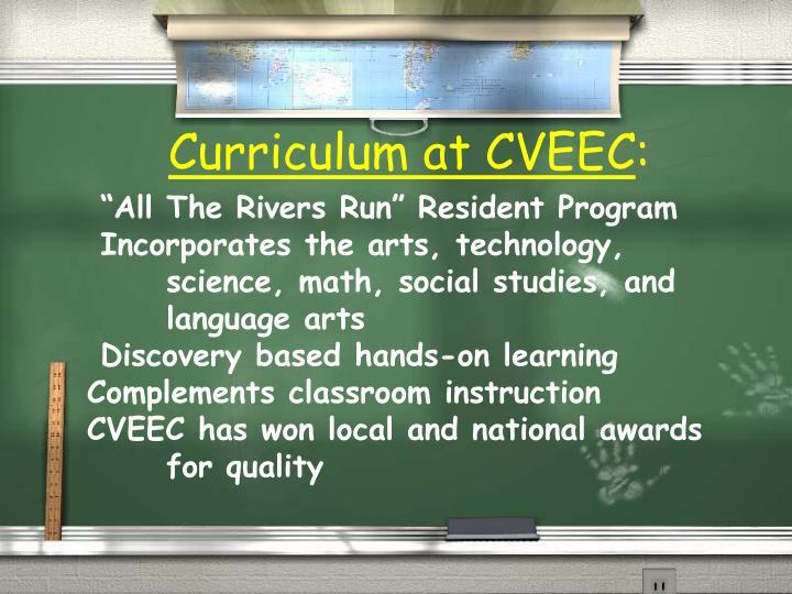 """""""All The Rivers Run"""" Resident Program"""