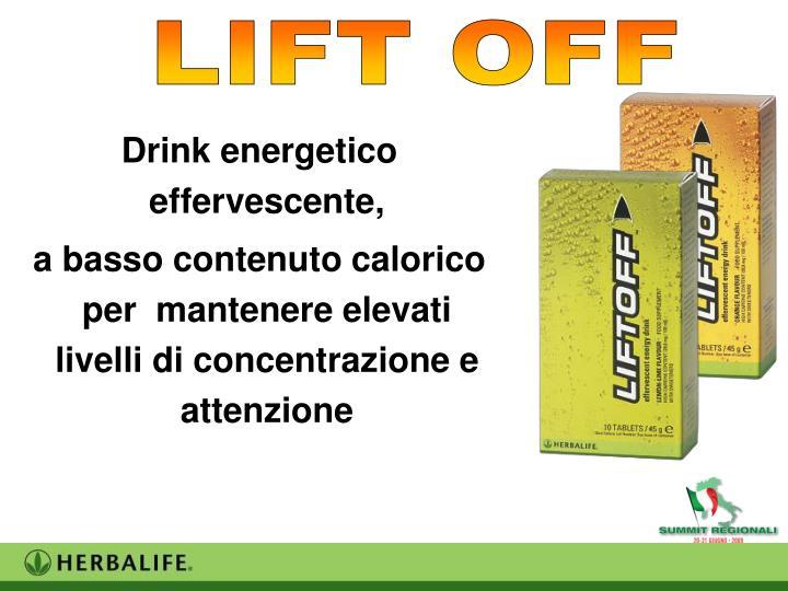 LIFT OFF