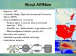 about airnow