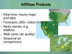 airnow products