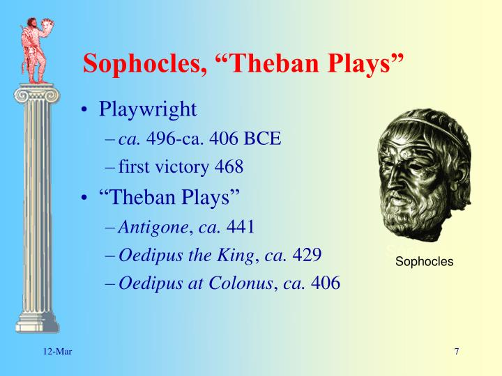 the irony played by the gods in oedipus the king by sophocles Not just bitter irony played out by  sophocles, in this play about king oedipus,  and the pathos generated by the punishment of the gods sophocles oedipus.