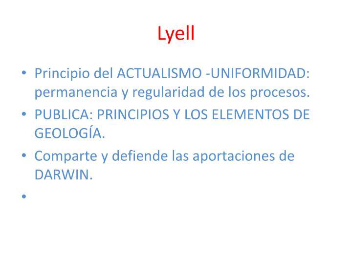 Lyell