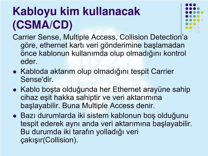 advantages of csma cd