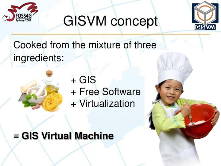 GISVM concept