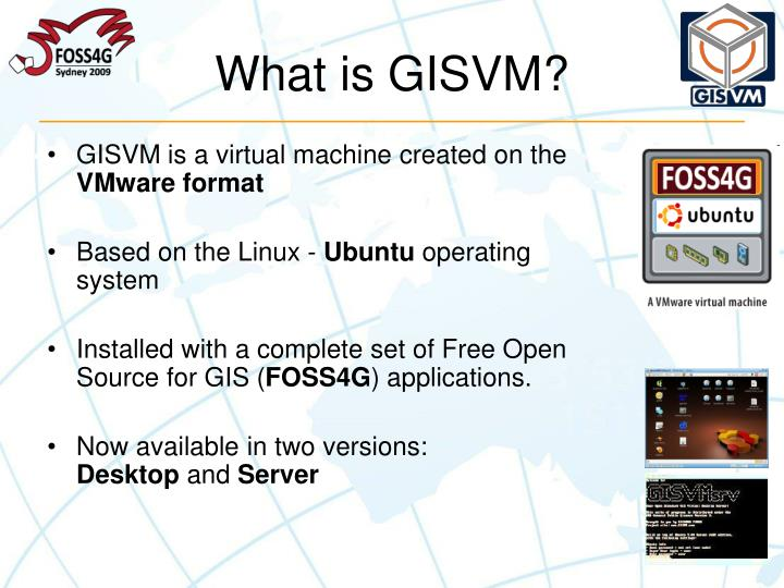 What is GISVM?