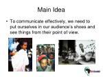 main idea1
