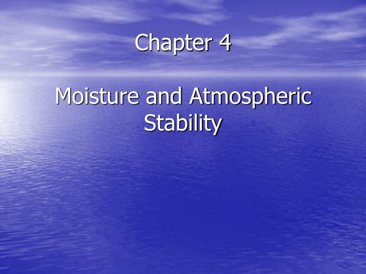 an analysis of the moisture and atmospheric stability International conference on atmospheric moisture and atmospheric stability, icamas amsterdam 2019 analysis on precipitation.