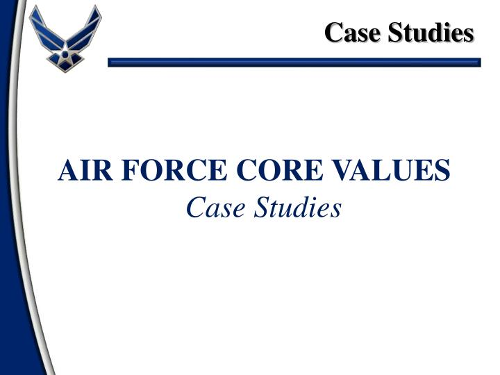 case study alcoas core values Case study: alcoa's core values in practice read the alcoa's core values in practice discussion case at the end of chapter 5 in your text in one to.