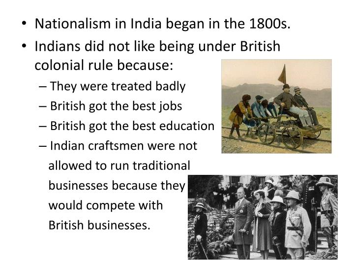 british colonial rule in india essay The empire rule overs many country no more than the country of india where the british empire has ruled over however it was the effort of merchant within the british east india company that found in 1559 did take over the country not the british government.