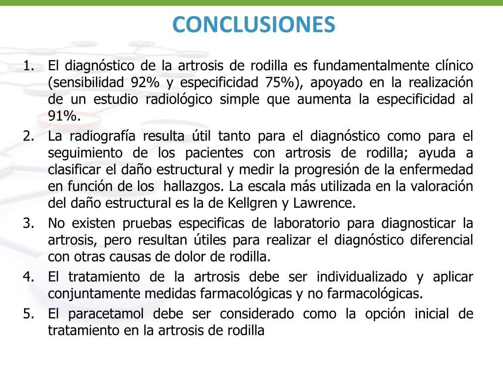 artrosis degenerativa perfil cogntivo