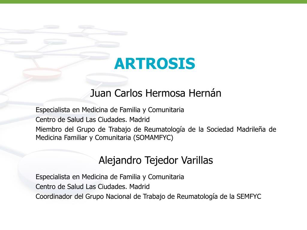 artrosis+degenerativa+perfil+cogntivo