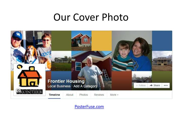 Our Cover Photo