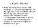 mental v physical8