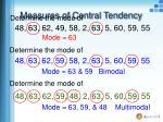 measures of central tendency10